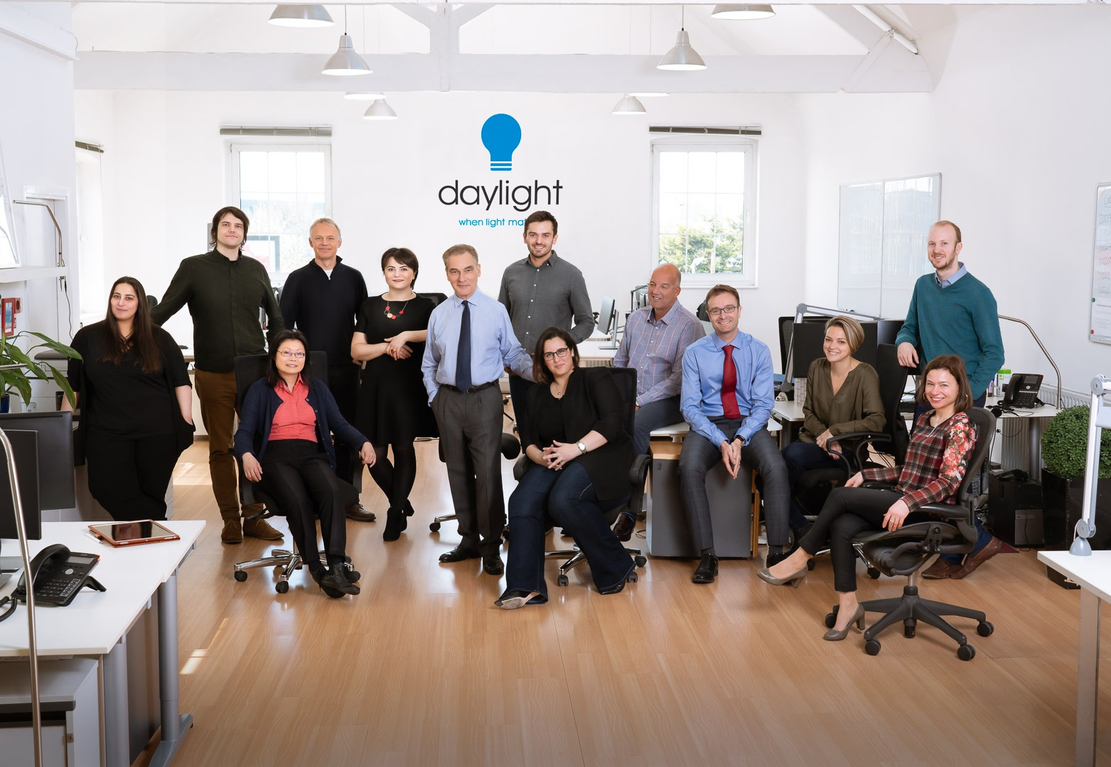 daylight company team